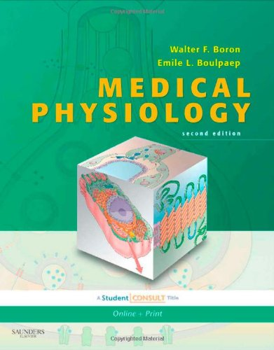 Medical Physiology: With STUDENT CONSULT Online Access,: Boulpaep MD, Emile