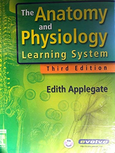 9781416031260: The Anatomy and Physiology Learning System - Text and Study Guide Package