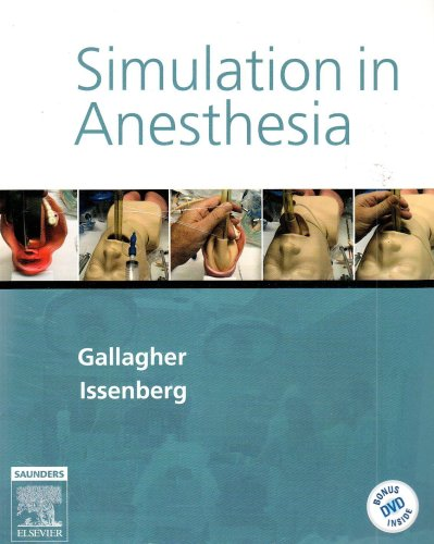 9781416031352: Simulation In Anesthesia