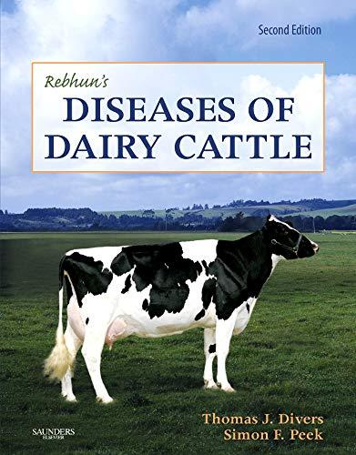 9781416031376: Rebhun's Diseases of Dairy Cattle, 2e