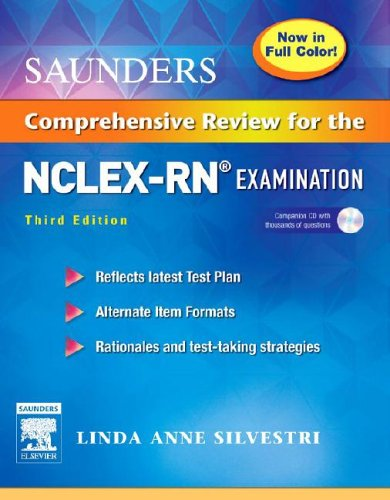 Saunders Comprehensive Review for the NCLEX-RN (R): Linda Anne Silvestri