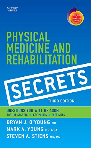 9781416032052: Physical Medicine & Rehabilitation Secrets, 3e