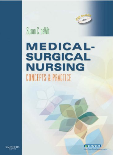 9781416032236: Medical-Surgical Nursing: Concepts and Practice, 1e