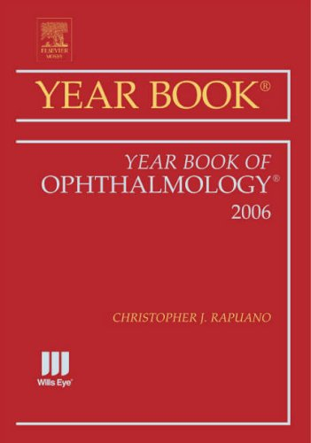 9781416033097: 2006 Year Book of Ophthalmology