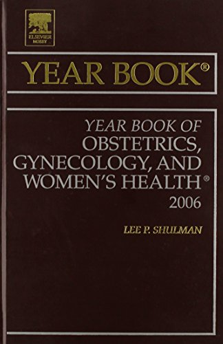 9781416033110: Year Book of Obstetrics, Gynecology, and Women's Health (Year Books)