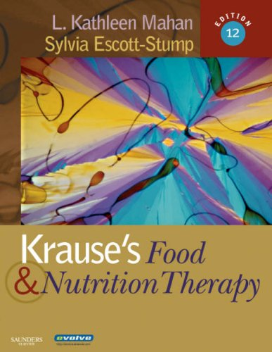 Krause's Food & Nutrition Therapy: L. Kathleen Mahan