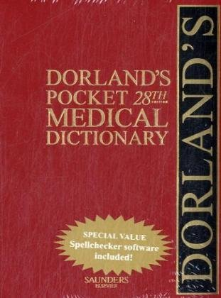 9781416034209: Dorland's Pocket Medical Dictionary with CD-ROM, 28e (Dorland's Medical Dictionary)