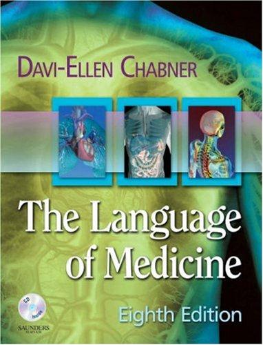 9781416034926: The Language of Medicine (Language of Medicine (W/2cds))