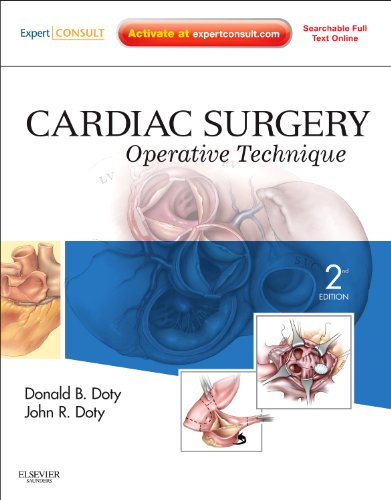 Cardiac Surgery: Operative Technique - Expert Consult: Doty MD, Donald