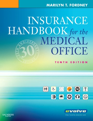 9781416036661: Insurance Handbook for the Medical Office, 10e