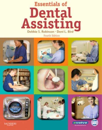 9781416036685: Essentials of Dental Assisting, 4e