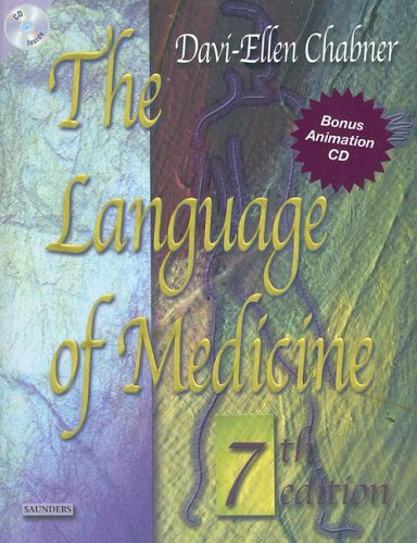 9781416036746: The Language of Medicine (Book & CD-ROM)