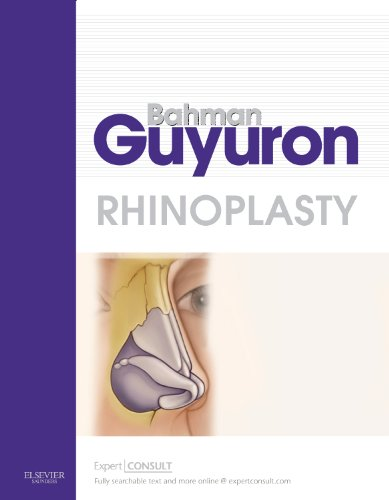 Rhinoplasty: Expert Consult Premium Edition - Enhanced Online Features and Print (Hardback): Bahman...