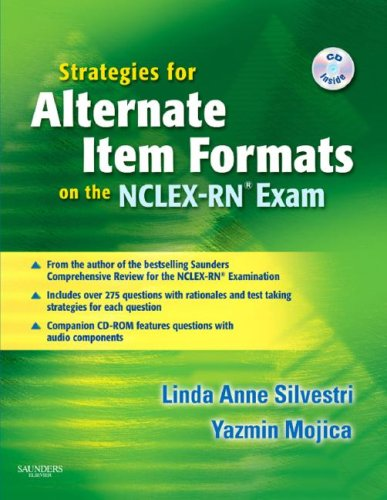 Strategies for Alternate Item Formats on the: Silvestri PhD RN,