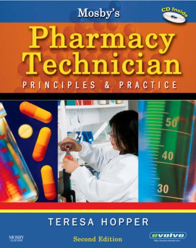 9781416039402: Mosby's Pharmacy Technician: Principles and Practice, 2e
