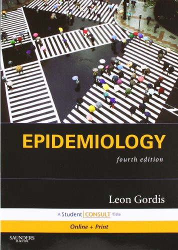 9781416040026: Epidemiology: with STUDENT CONSULT Online Access, 4e