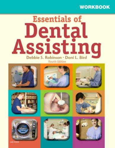 9781416040415: Workbook for Essentials of Dental Assisting, 4e