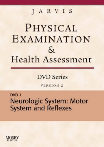 9781416040439: Physical Examination and Health Assessment Video Series, Version 2: Set of 17 DVDs