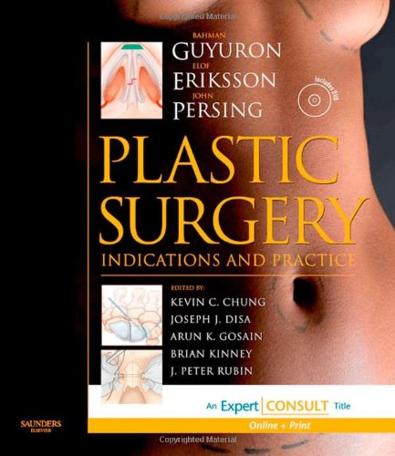 9781416040811: Plastic Surgery: Indications and Practice, 2-Volume Set, 1e