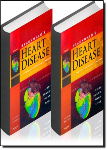 9781416041078: Braunwald's Heart Disease: A Textbook of Cardiovascular Medicine, 2-Volume Set