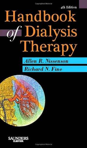 9781416041979: Handbook of Dialysis Therapy, 4e