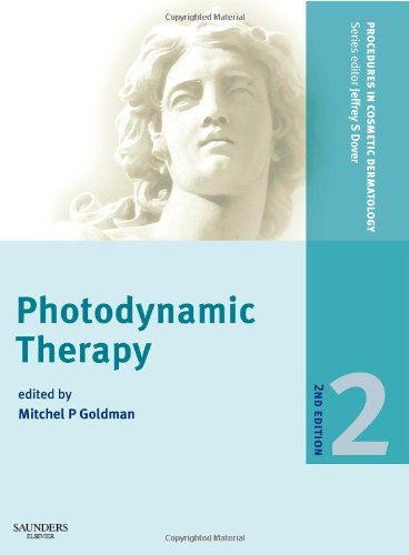9781416042112: Procedures in Cosmetic Dermatology Series: Photodynamic Therapy, 2e