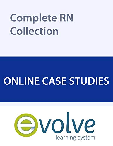Evolve Apply: Complete Rn Online Case Studies: HESI