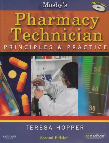 9781416042617: Mosby's Pharmacy Technician - Text and Workbook Package, 2e