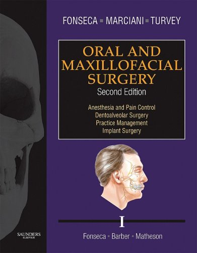 Oral and Maxillofacial Surgery (Hardback): Raymond J. Fonseca, Timothy A. Turvey, Robert D. ...