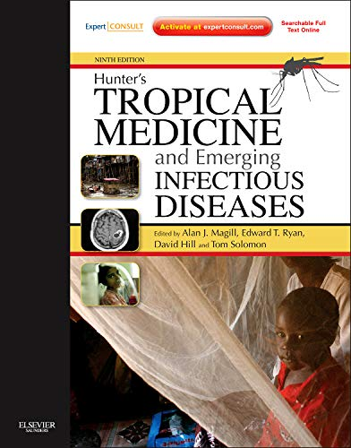 9781416043904: Hunter's Tropical Medicine and Emerging Infectious Disease: Expert Consult - Online and Print, 9e