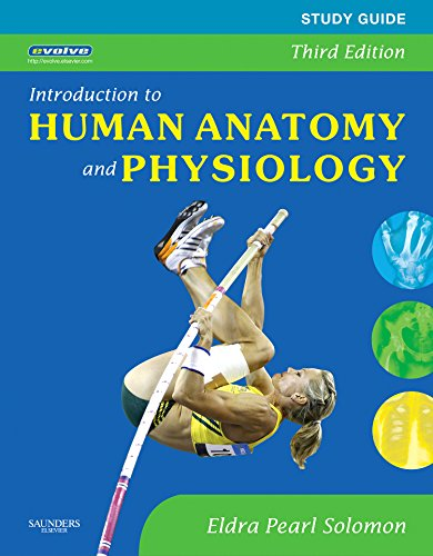 9781416044062: Study Guide for Introduction to Human Anatomy and Physiology, 3e