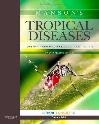 9781416044703: Manson's Tropical Diseases: Expert Consult Basic, 22e