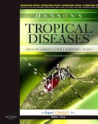 9781416044710: Manson's Tropical Diseases, Expert Consult, 22nd Edition