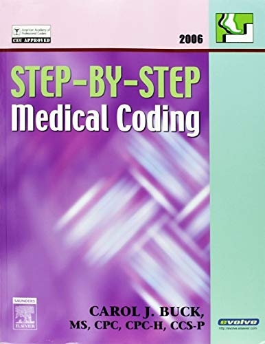 9781416046004: Medical Coding Online (Self-Study Edition) for Step-by-Step Medical Coding 2006, 1e