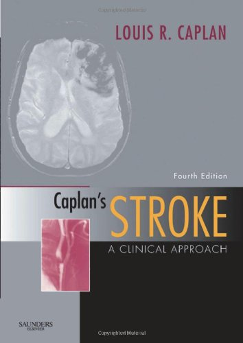 9781416047216: Caplan's Stroke: A Clinical Approach, 4e