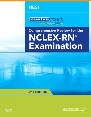 Evolve Reach: Comprehensive Review for the NCLEX-RN: HESI