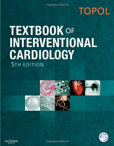 9781416048350: Textbook of Interventional Cardiology with DVD