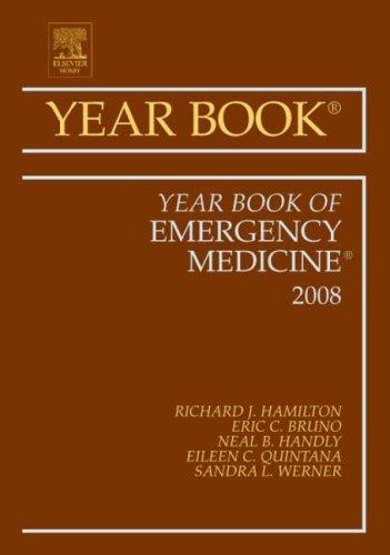 9781416051725: Year Book of Emergency Medicine 2008