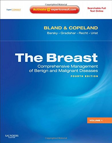 The Breast, 2-Volume Set, Expert Consult Online: Bland MD, Kirby
