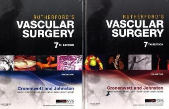9781416052234: Rutherford's Vascular Surgery, 2-Volume Set: Expert Consult: Print and Online, 7e (Vascular Surgery (Rutherford)(2 Vol.))