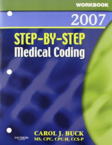 Step-by-Step Medical Coding 2007 Edition - Text, Workbook, 2008 ICD-9-CM, Volumes 1 & 2 ...