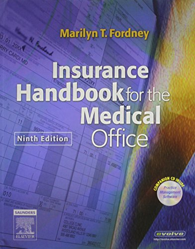 Insurance Handbook for the Medical Office -: Marilyn Fordney