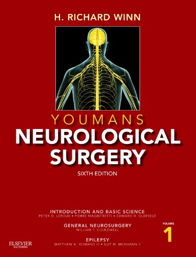 9781416053163: Youmans Neurological Surgery, 4-Volume Set: Expert Consult - Online and Print, 6e (Youmans Neurological Surgery Expert Consult)