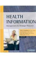 9781416053538: Health Information - Text and Study Guide Package: Management of a Strategic Resource, 3e