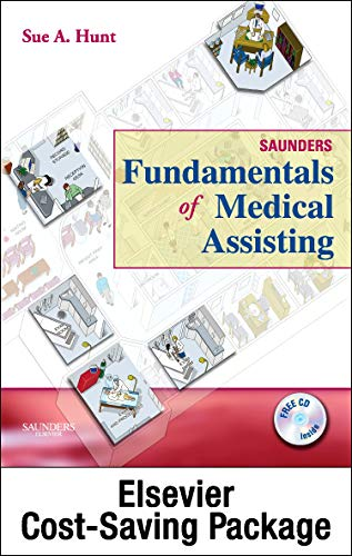 9781416054092: Clinical Skills Online for Saunders Fundamentals of Medical Assisting - Revised Reprint (User Guide, Access Code and Textbook Package)
