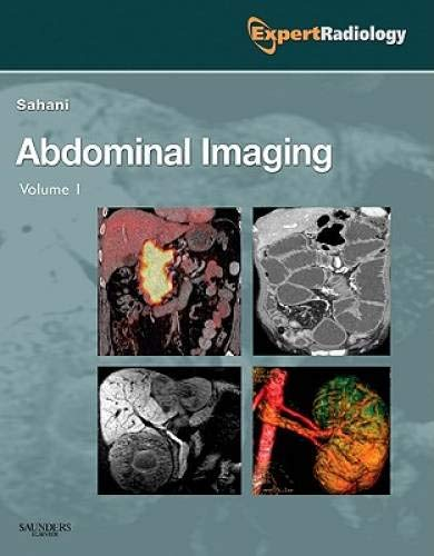 9781416054498: Abdominal Imaging, 2-Volume Set: Expert Radiology Series (Expert Consult: Online and Print), 1e