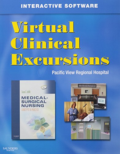 Virtual Clinical Excursions 3.0 for Medical-Surgical Nursing: deWit MSN RN