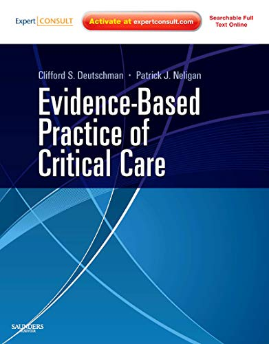 9781416054764: Evidence-Based Practice of Critical Care: Expert Consult: Online and Print, 1e