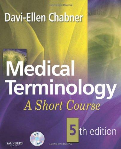 Medical terminology a short course