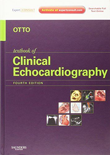 9781416055594: Textbook of Clinical Echocardiography: Expert Consult - Online and Print